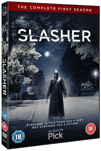 Slasher - The Complete First Season [DVD]