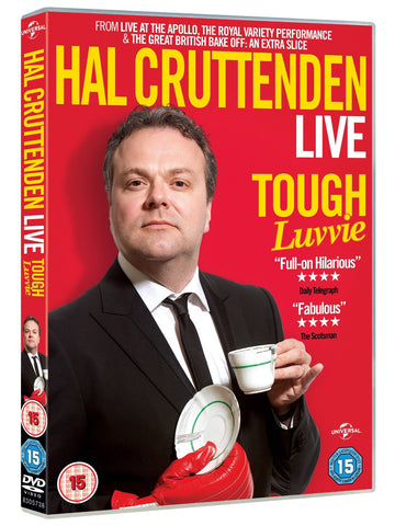 Hal Cruttenden- Tough Luvvie [DVD] [2015]