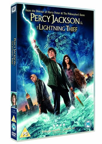 Percy Jackson And The Lightning Thief [DVD]