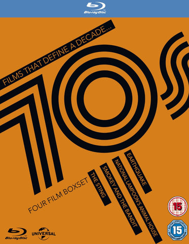Films That Define A Decade: '70s [Blu-ray]