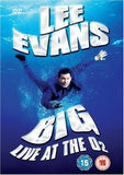 Lee Evans - Big - Live at the O2 [DVD]