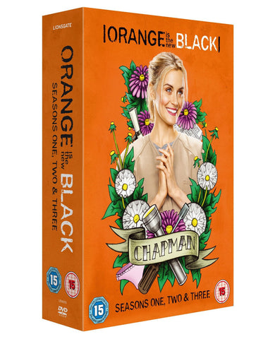 Orange Is The New Black - Season 1-3 [DVD]