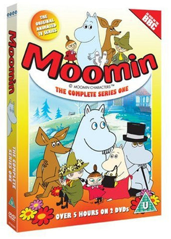 The Moomin - Series 1 - Complete [1990] [DVD]