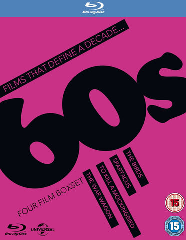 Films That Define A Decade: '60s [Blu-ray]