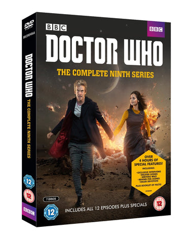 Doctor Who - The Complete Ninth Series [DVD]