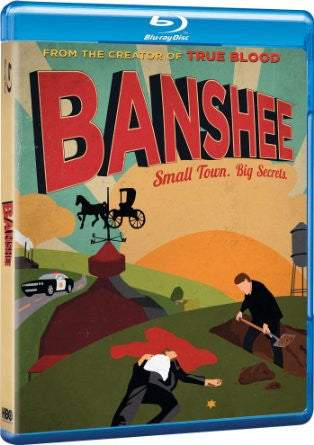 Banshee - HBO Season 1 [Blu-ray]