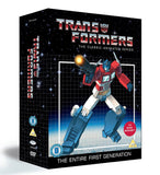 Transformers - Classic Animated Collection (13 discs) [DVD]