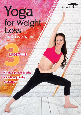 Yoga For Weight Loss With Roxy Shahidi [DVD]