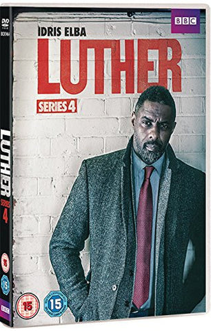 Luther - Series 4 [DVD]