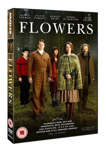 Flowers Series 1 (Channel 4) (Starring Olivia Colman) [DVD]