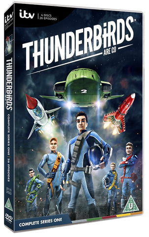 Thunderbirds Are Go - Complete Series 1 [DVD]