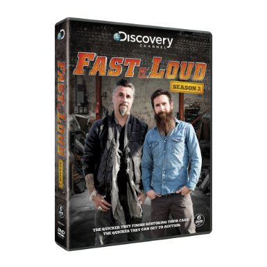 Fast N Loud Season 2 [DVD]