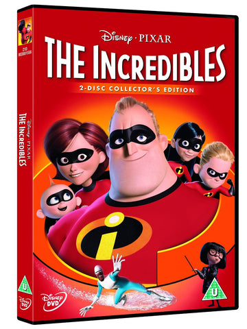 The Incredibles (2-disc Collector's Edition) [DVD]