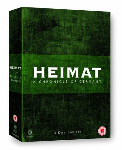 Heimat - A Chronicle of Germany [DVD]