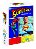 Adventures Of Superman: Seasons 1-4 [DVD]