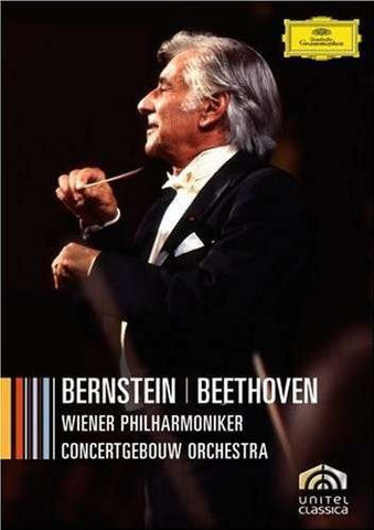 Leonard Bernstein: Beethoven Cycle [DVD]