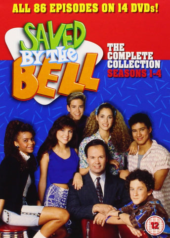 Saved by the Bell - The Complete Series [DVD]
