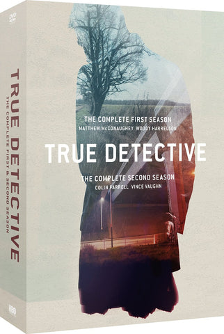 True Detective - Season 1-2 [DVD] [2016]