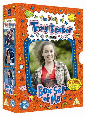Tracy Beaker: The Box Set of Me [DVD]