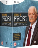 A Touch of Frost - Series 1-15 Complete [DVD]