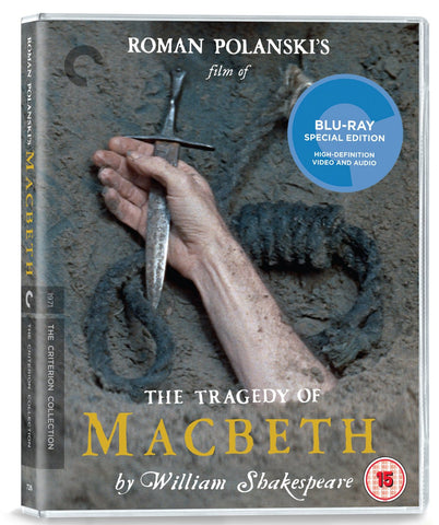 The Tragedy of Macbeth [Criterion Collection] [Blu-ray] [2016]