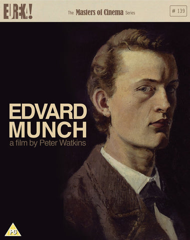 Edvard Munch (1974) (Masters of Cinema) (Blu-ray)