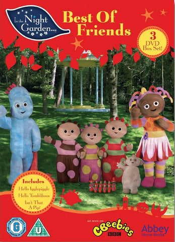 In The Night Garden - Best Of Friends Triple Set [DVD]