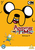 Adventure Time - Season 2 [DVD]