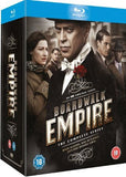 Boardwalk Empire - The Complete Season 1-5 [Blu-ray]