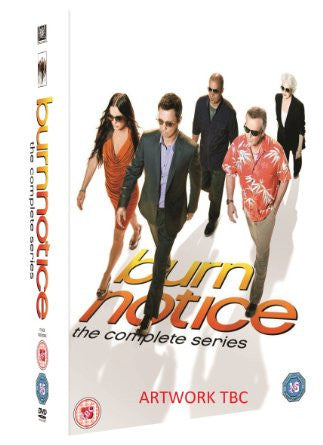 Burn Notice - The Complete Series [DVD]