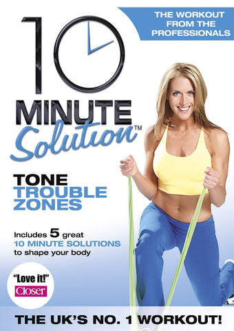 10 Minute Solution - Tone Trouble Zones [DVD]