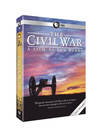 The Civil War 25th Anniversary Edition - Restored for 2015 [DVD]