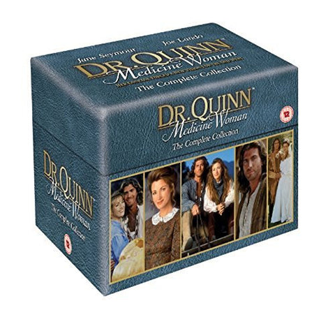 Dr Quinn Medicine Woman - The Complete Collection [DVD]
