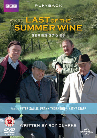 Last of the Summer Wine - Series 27 & 28 [DVD]