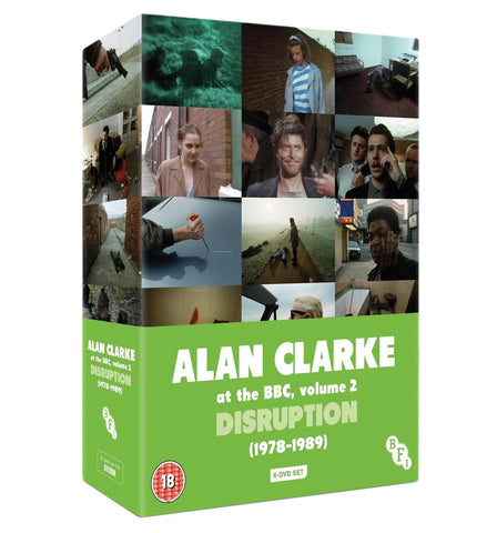 Alan Clarke at the BBC, Volume 2: Disruption (6-DVD Box Set)