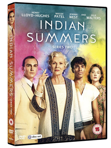 Indian Summers: Series 2 [DVD]