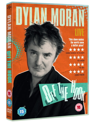 Dylan Moran - Off the Hook [DVD] [2015]