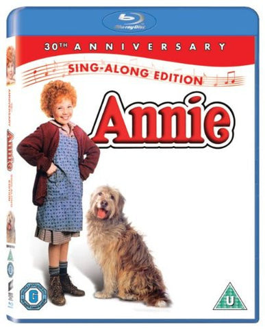 Annie - 30th Anniversary Sing-Along Edition (Blu-ray + UV Copy) [1982]