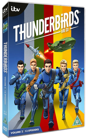 Thunderbirds Are Go: Volume 2 [DVD]