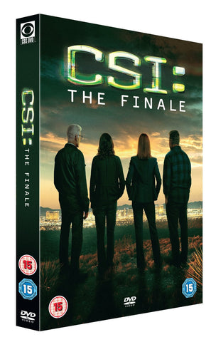 CSI: The Finale [DVD]