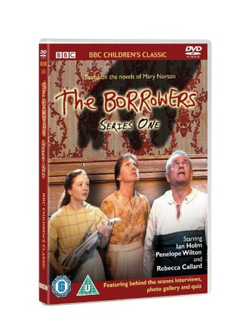 The Borrowers - Series 1 [DVD]