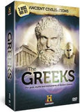 Ancient Civilisations - The Greeks Box Set [DVD]