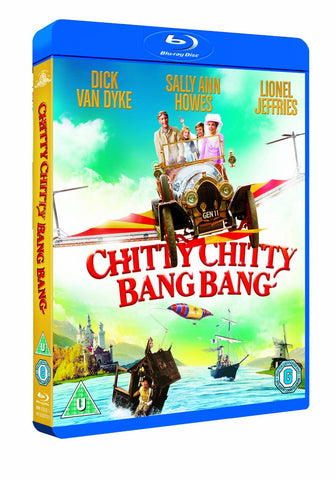 Chitty Chitty Bang Bang [Blu-ray] [1968]