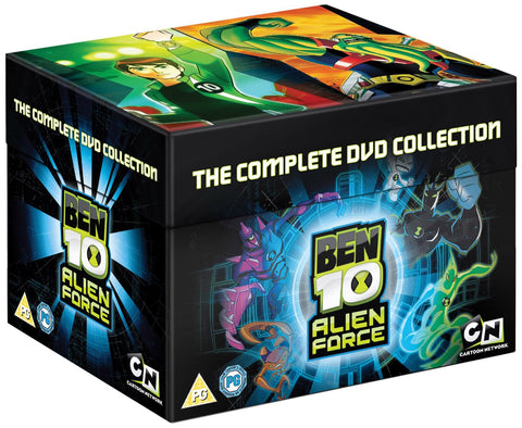 Ben 10 - Alien Force: The Complete Collection [DVD]