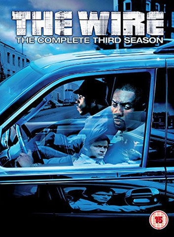 The Wire: Complete HBO Season 3 [DVD] [2007]