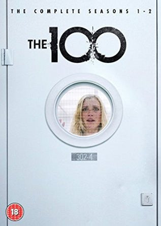 The 100 - Season 1-2 [DVD] [2015]