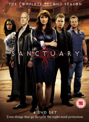 Sanctuary: The Complete Second Season [DVD]