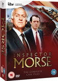 Inspector Morse: The Complete Series 1-12 [DVD]
