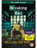 Breaking Bad - Season 5* [DVD + UV Copy]