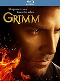Grimm - Season 5 [Blu-ray] [2015]